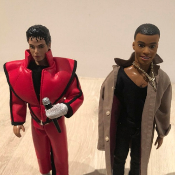 Kanye West dolls Michael Jackson  sc 1 st  E! & Michael Jackson News Pictures and Videos | E! News